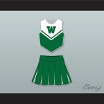 Lindsay Sloane Valerie Birkhead Westbridge High School Cheerleader Uniform Sabrina the Teenage Witch